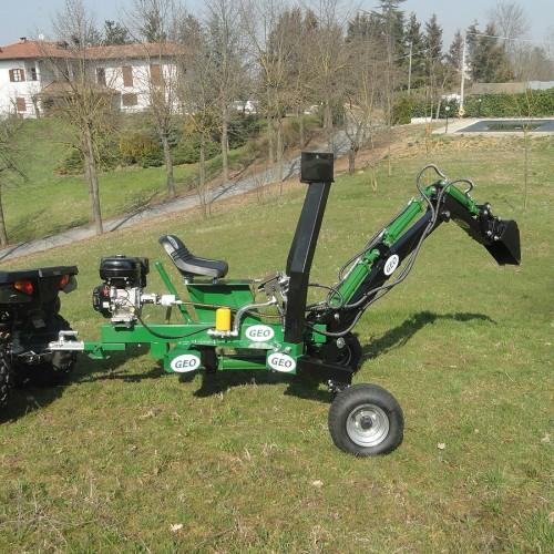 Geo Agric - Produkte - - Geo Agric Landmaschinen, Italy