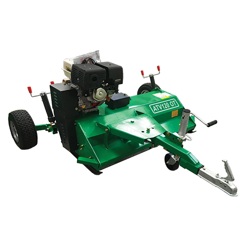 Geo Agric - Products - GEO - Flail mower for QUAD/ATV with