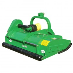New version of G2: forestry mower