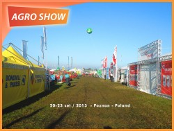 "Participation at the exhibition ""Agro Show"""